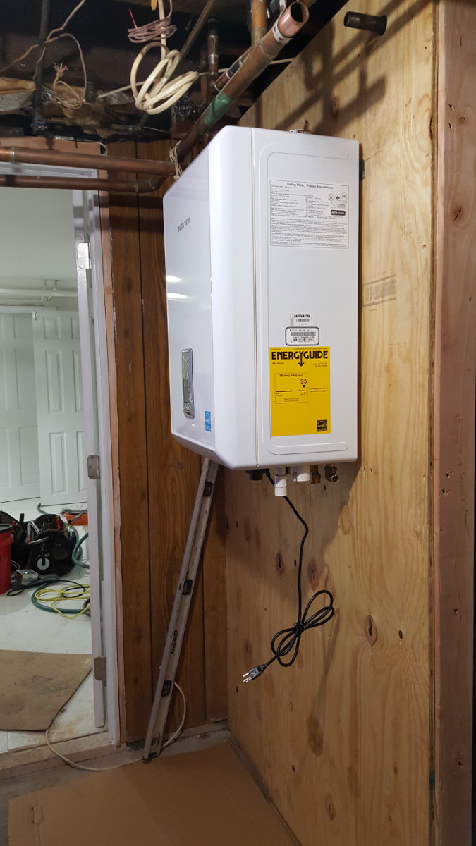 Home Depot Hot Water Heater With Free Installation