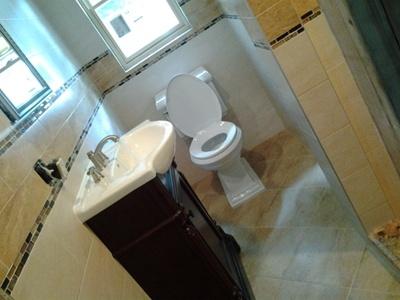 Toilets, Sinks, & Showers