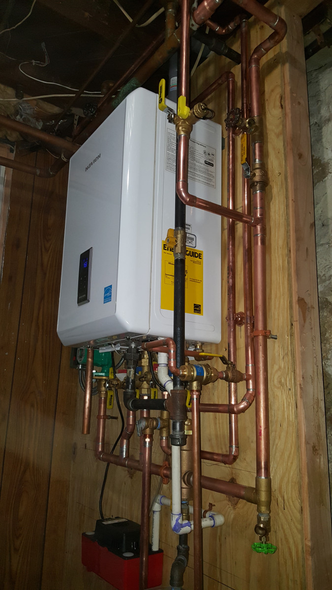 40 Gallon Conventional Hot Water Heater Brooklyn